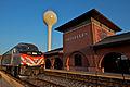 Roselle Metra Station platforms.jpg