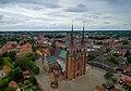 Roskilde Cathedral aerial.jpg