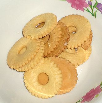 Filipinos (snack food) - Rosquillos from the Philippines