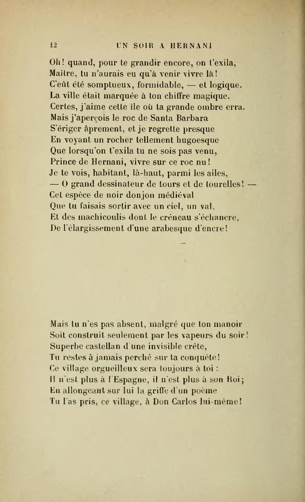 Pagerostand Un Soir à Hernani 1902djvu22 Wikisource