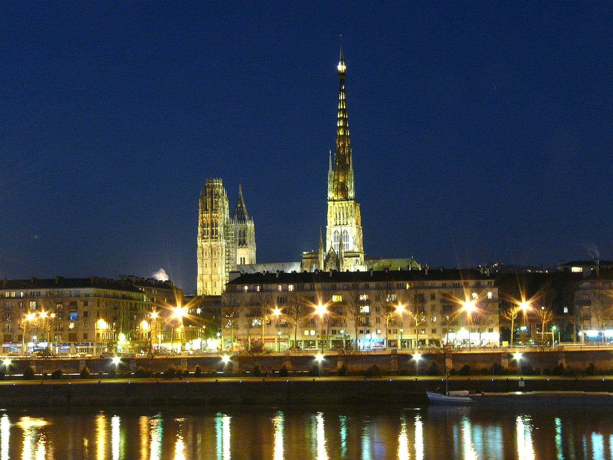 Rouen - Vikipedi