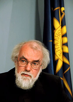 Dr. Rowan Williams incumbent Archbishop of Canterbury