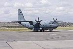 Royal Australian Air Force (A34-002) Alenia C-27J Spartan taxiing at Wagga Wagga Airport (4).jpg