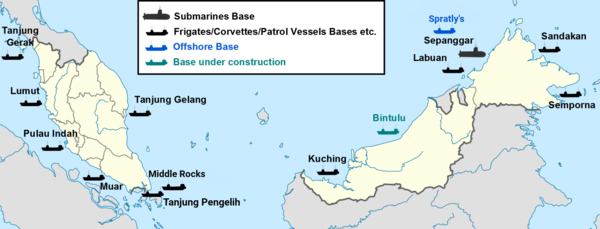 Royal Malaysian Navy - Wikipedia