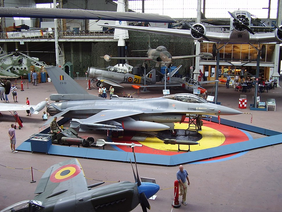 Royal Military Museum Brussels 2007 439