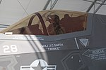 Royal Navy Officer's First F-35B Flight 160301-M-RZ485-042.jpg