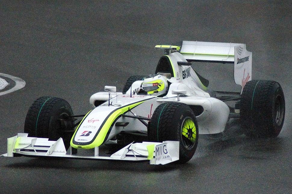 Rubens Barrichello 2009 China