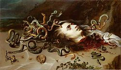 Peter Paul Rubens: Head of Medusa