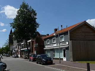 Rucphen Municipality in North Brabant, Netherlands