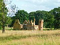 Ruins of the Dower House, Fawsley Park, Northamptonshire.jpg