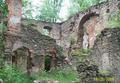 Ruiny zamku w Świeciu nad Wisłą.png