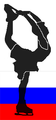 Russian figure skater pictogram.png