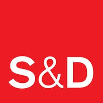 Sylvie Guillaume - Image: S&D logo