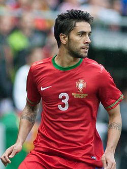 Sílvio Manuel Pereira - Croatia vs. Portugal, 10th June 2013 (crop).jpg