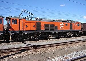 South African Class 7E3, Series 2 - Image: SAR Class 7E3 Series 2 E7293