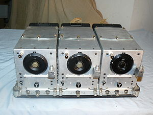 AN/ARC-5 - Image: SCR 274 RCVR