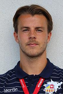Roope Riski Finnish footballer