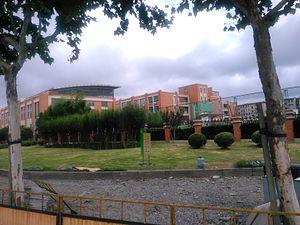 Gaoqiao, Shanghai - Dong Lu School of Shanghai Gaoqiao