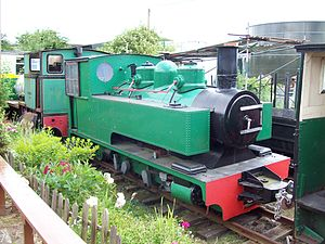 Sittingbourne and Kemsley Light Railway - Image: SKLR Alpha