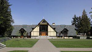 Shawnigan Lake School - Shawnigan Lake School's Marion Hall