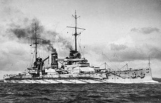 SMS <i>Rheinland</i> Nassau-class battleship