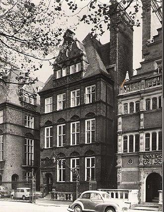 Society of Genealogists - Image: SOG Harrington Gardens