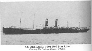 SS <i>Zeeland</i> (1900)