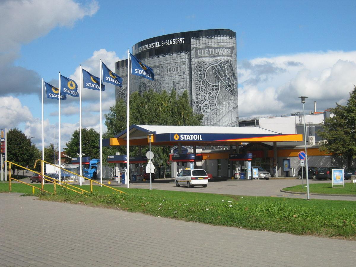 statoil fuel & retail sverige ab