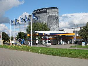 Statoil Fuel & Retail - Statoil in Lithuania