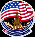 Missionsemblem STS-41-G