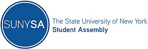Student Assembly of the State University of New York - Logo of the Student Assembly of the State University of New York