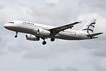 SX-DVI A320 Aegean (14807446623).jpg