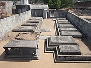 Sadras fort cemetery1