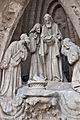 Sagrada Família. Portal de la Fe (presentació Jesús).jpg