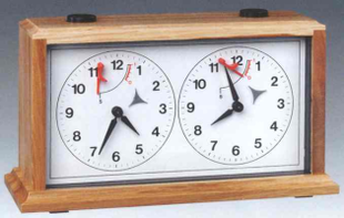 orologio scacchi