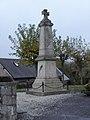Saint-Aubin-d'Appenai (61) Monument aux morts.jpg