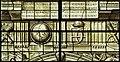 Saint-Chapelle de Vincennes - Baie 0 - Inscription et monogramme dans un décor d'architecture (bgw17 0369).jpg