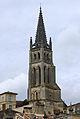 Saint-Emilion 01 iglesia monolito campanario by-dpc.jpg