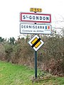 Saint-Gondon-FR-45-panneau d'agglomération-01.jpg