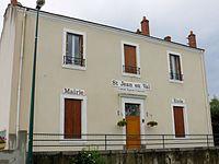 Saint-Jean-en-Val - Mairie école.jpg