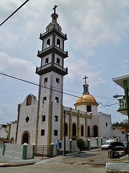 Saint Anthony of Padua Church, Ciudad Madero, Tamaulipas, Mexico.jpg