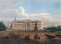 Saint Michael's Castle in St. Petersburg in the 19th century.jpg