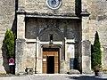 Sainte-Eulalie-d'Olt église portail.jpg