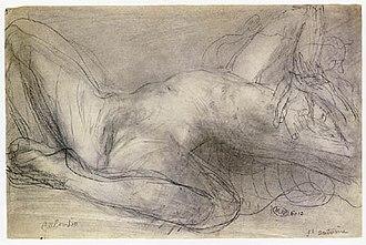 Salammbô - Image: Salammbô by Auguste Rodin