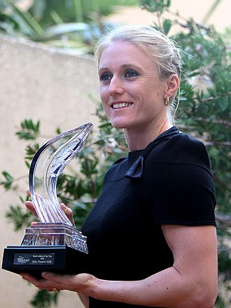IAAF World Athlete of the Year - Image: Sally Pearson Athlete of the year