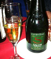 Champagne salon for 1997 champagne salon