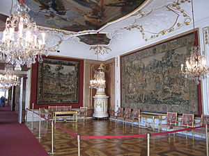 Salzburg Residenz - Image: Salzburg Residenz 9
