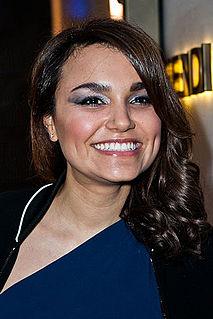 Samantha Barks Manx actress and singer