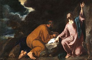 Saint Matthew and Saint John the Evangelist