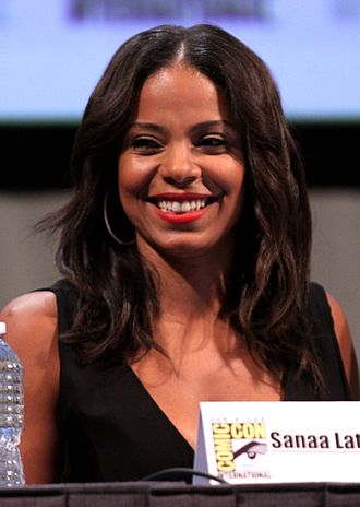 Sanaa Lathan - Lathan at the 2011 San Diego Comic-Con International